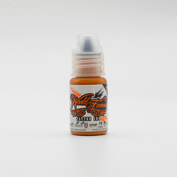World Famous tattoo ink Caramel 15 ml