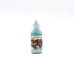 World Famous tattoo ink Barrier Reef Blue 30 ml