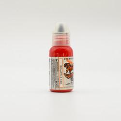 World Famous tattoo ink Big Apple Red 30 ml