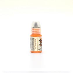 World Famous tattoo ink Acropolis Orange 15 ml