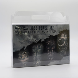 World Famous tattoo ink Jose Perez JR. Darkwater Shading Set 120 ml