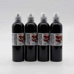 World Famous tattoo ink Ornamental Set 120 ml