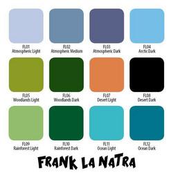 Frank La Natra 12 Set, 30 ml