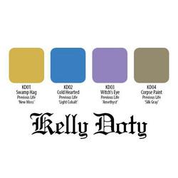 Kelly Doty 4 Set, 30 ml
