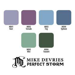 Mike DeVries, Perfect Storm 6 Set, 30 ml