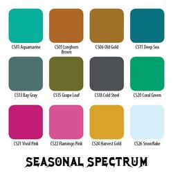 Seasonal Spectrum Series 12 Set, 30 ml