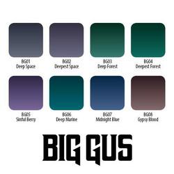 Big Gus 8 Set, 30 ml