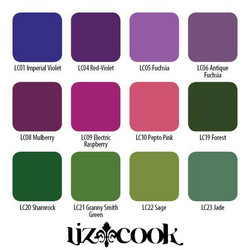 Liz Cook 12 Set, 15 ml