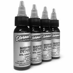 Marshall Bennett Gray Wash 4 Set, 120 ml