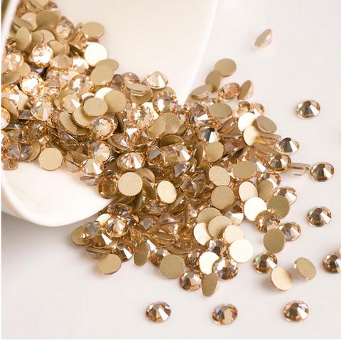 1 gross ss156 Crystal Golden