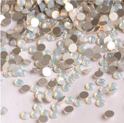 1 gross ss20 White Opal