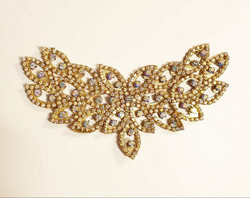 Rhinestone applique 6