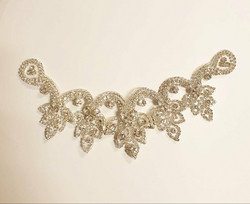 Rhinestone applique 7