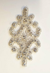 Rhinestone applique 8