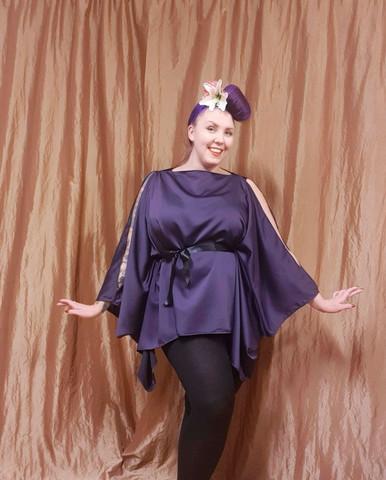 Glamour tunic