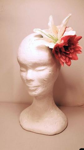 Hair flower 7