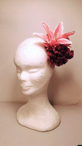 Hair flower 9