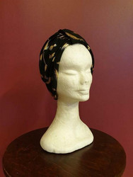 Tricot turban Feather