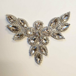 Rhinestone applique 5