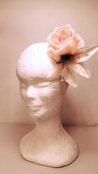 Hair flower 1