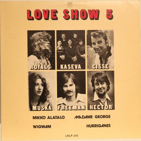 Various: Love Show 5