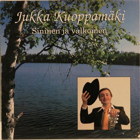 Kuoppamäki Jukka: Sininen ja valkoinen