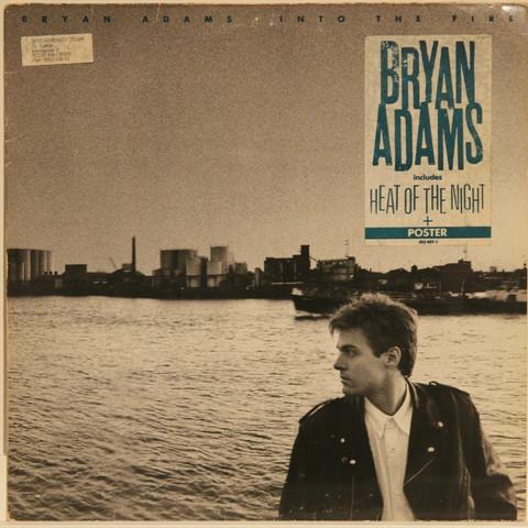 Adams Bryan: Into The Fire