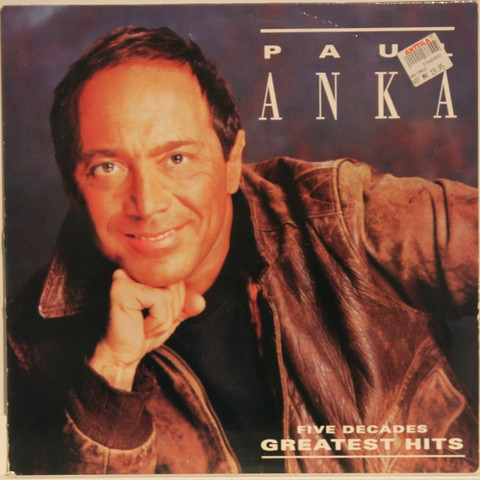 Anka Paul: Five Decades of Greatest Hits