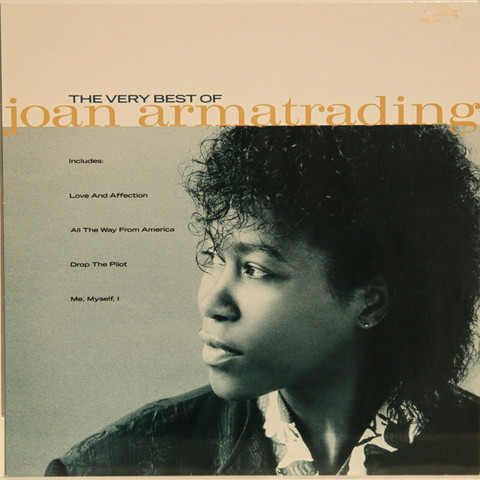 Armatrading Joan: The Very Best of Joan Armatrading