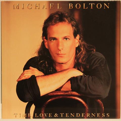 Bolton Michael: Time, Love & Tenderness