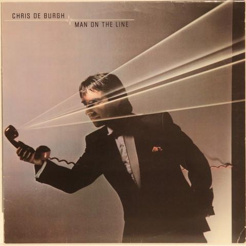 De Burgh Chris: Man on The Line