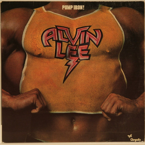 Lee Alvin: Pump Iron
