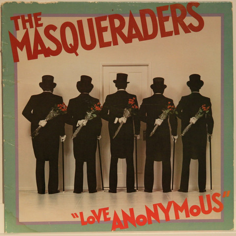 Masqueraders: Love Anonymous
