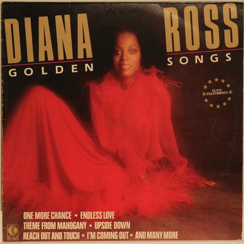 Ross Diana: Golden Songs