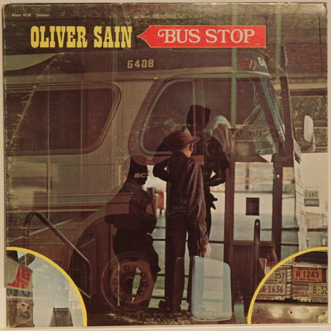 Sain Oliver: Bus Stop