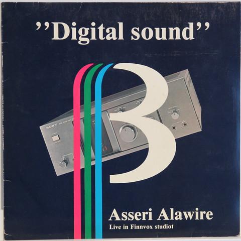 Asseri Alawire: Digital Soud - Live In Finnvox Studios