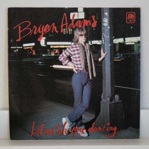 Adams Bryan: Let Me Take You Dancing