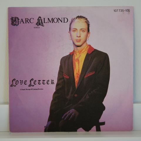 Almond Marc: Love Letter