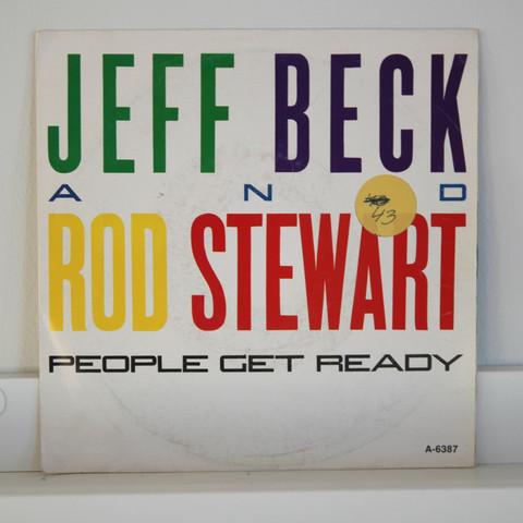 Beck Jeff & Stewart Rod: People Get Ready