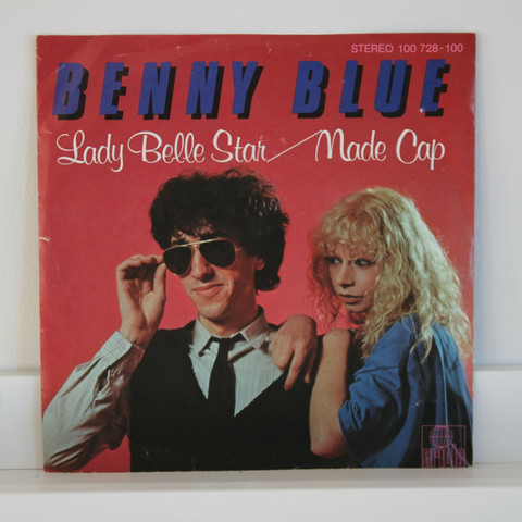 Benny Blue: Lady Belle Star