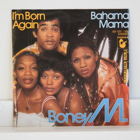Boney M: I'm Born Again
