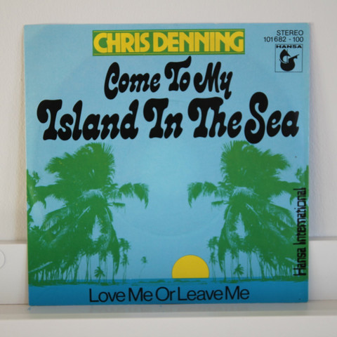 Denning Chris: Come To My Island In The Sea