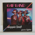 Gap Band: Steppin' (out) / Party Lights