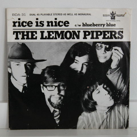 Lemon Pipers: Rice Is Nice