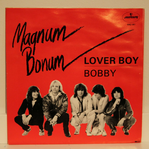 Magnum Bonum: Lover Boy / Bobby