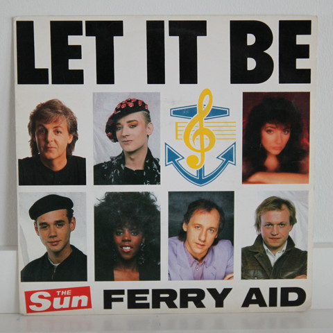 Ferry Aid: Let It Be