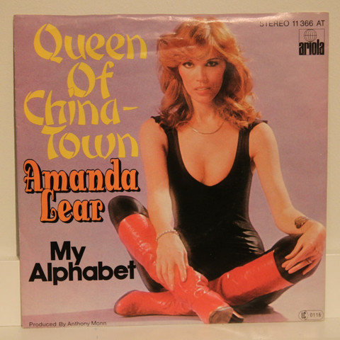 Lear Amanda: Queen Of China-Town