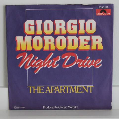 Moroder Giorgio: Night Drive