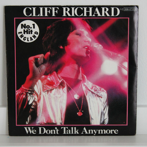 Richard Cliff: We Don't Talk Anymore