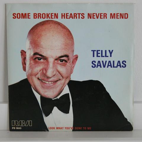 Savalas Terry: Some Broken Hearts Never Mend